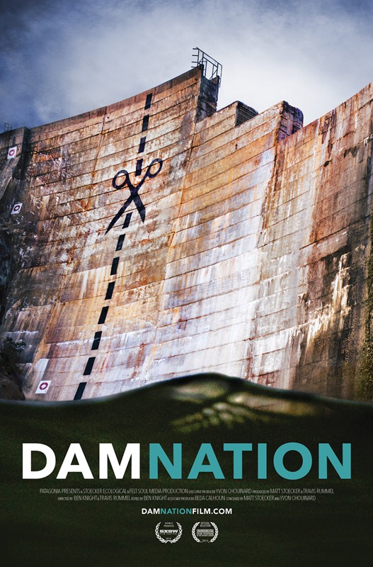 "Patagonia Westport to show ""DamNation"""